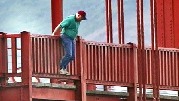 Uproar Over Film of Golden Gate Suicides - LA Times
